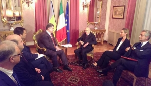 Порошенко, Милан, Италия, встреча,