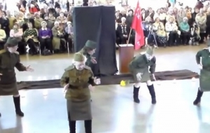 9 мая, Россия, парад Победы, общество, пенсионеры, ветераны, dubstep, дабстеп