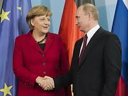 Германия, Россия, Юго-восток Украины, ато