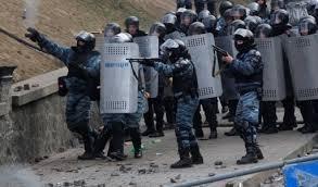 Генеральная прокуратура, Майдан, Беркут, расстрел, митингующие