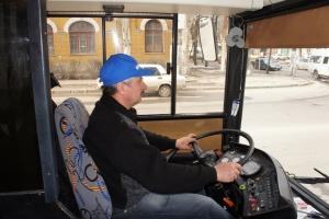 Киев, автобус, водители, забастовка, транспорт, остановятся