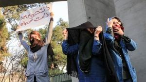 иран, митинг, протесты, жертвы, забастовка