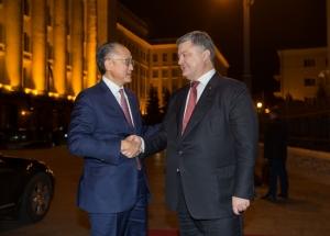 украина, порошенко, банк, экономика, финансы, реформы