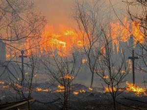 россия, сибирь, хакасия, лесные пожары, режим чс, нарушитель