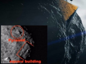 пирамиду, уфолог, Уоринг, Скотт, аппарат, Бенну, астероиде, NASA, Хеопса, теории, инопланетных