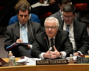 Россия, Чуркин, Совбез ООН, политика, Донбасс, Мариуполь