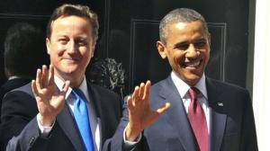 Обама, Кэмерон, Россия, Украина, США, Великобритания, давление, санкции, политика, восток Украины