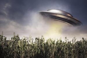 НЛО, неопознанный летающий объект, тарелка, инопланетяне, пришельцы, Россия, новости, крушение, происшествие, факты, феномен