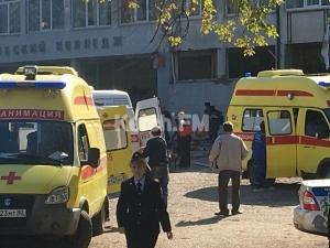 Украина, Крым, Керчь, Взрыв, Жертвы, Пострадавшие.