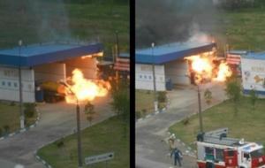 джанкой, крым, взрыв на азс, заправки в крыму, погибшие, фото, украина, россия