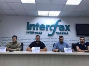 пресс-конференция украинских националистов, бизнес россиян в Украине, санкции против РФ