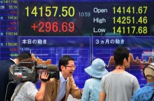 экономика Японии, курс валют, бизнес, рецессия, политика, доллар, иена