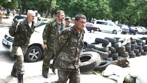 юго-восток, Донецк, Донбасс, обмен пленными, Киев, Украина, ДНР, Нацгвардия, армия Украины