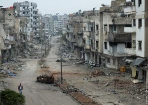 сирия, россия, авиация, бомбардировки, Самир Сулейман