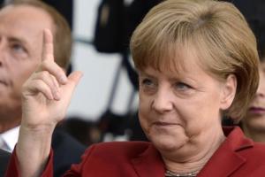 ангела меркель, украина, нормандская встреча, донбасс, восток украины, политика, германия
