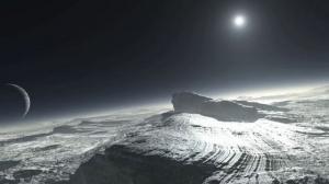 плутон, космос, инопланетяне
