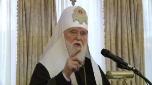 Украина, УПЦ КП, Филарет, Епифаний, Глава ПЦУ, Давление.