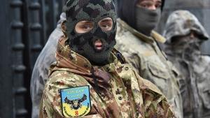 """херсон, кпп """"каланчак"""", айдар, стрельба, женщина, происшествия, общество, Украина"""
