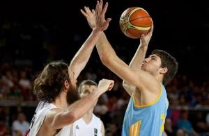 сборная украины по баскетболу, чемпионат мира по баскетболу 2014, сборная новой зеландии, баскетбол, майк фрателло