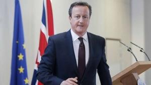 Великобритания, Кэмерон, выборы, не будет принимать участие