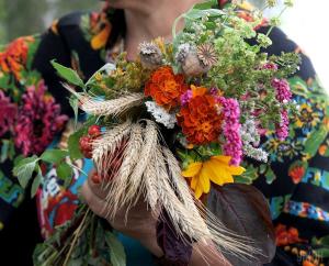 14 августа, праздник, маковей, травы, оберег, медовый спас, религия, церковь, обычаи, традиции, приметы