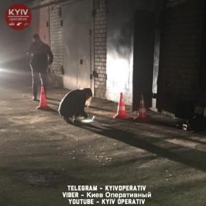 киев оперативный, фото, криминал, перестрелка, раненый, полиция, происшествия, новости украины