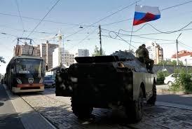 Гуманитарка, груз, артиллерия, конвой, перевоз, Донецк, Россия, МЧС