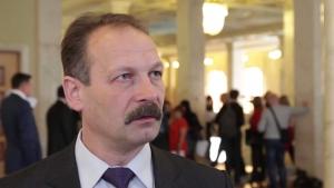 Олег Барна, БПП, Протест, Верховная Рада, Яйца