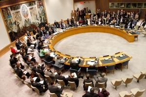 Совбез ООН, заседание, Украина
