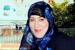 белая вдова, снайпер, ликвидация, террористка
