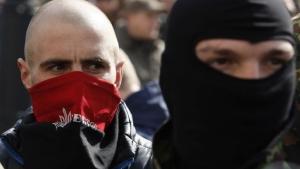 правый сектор, вести, киев, украина, происшествия, мвд