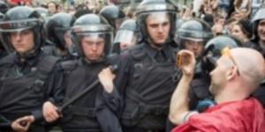 Россия, политика, общество, митинги, задержанные, более 1200 задержанных, Москва, Санкт-Петербург