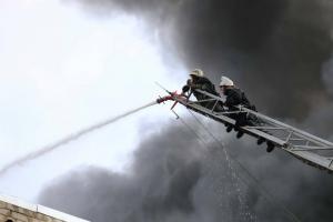 Новости Украины, новости Харькова, общество, происшествия, пожар