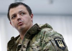 семенченко, военное положение, украина