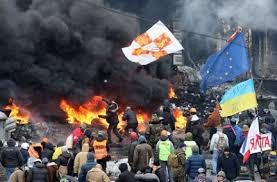 Прокуратура, Майдан,Киев,зима, документы, уничтожение