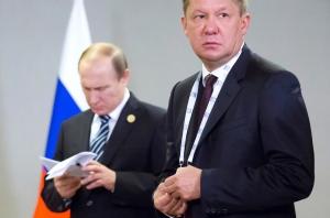 газпром, россия, миллер, путин, коррупция, скандал, финансы, газ