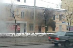 Харьков, происшествие, криминал, коктейли Молотова, редакция газеты