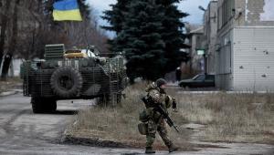 пески, украинские военные, ранение