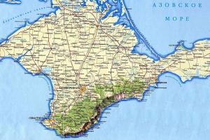 Крым, Россия, Референдум в Крыму