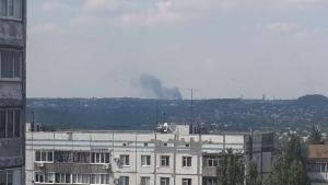 Перестрелка, Донецк, Киевский, Партизанский