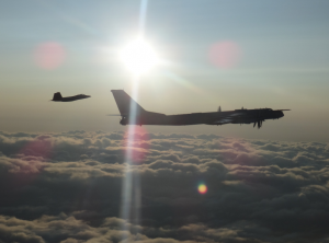 новости, США, Аляска, Канада, военные самолеты, Россия, бомбардировщики РФ, NORAD, перехват