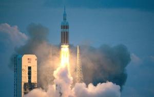 орион, марс, ракета, запуск, NASA