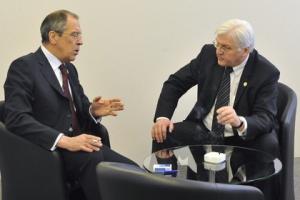 Лавров, Штайнмайер, МИД, Иран, ядерная программа, обсуждение, конфликт, Украина