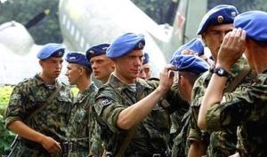 миротворческий контингент, Россия, воздушно-десантные войска