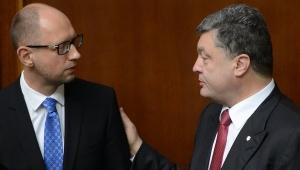 яценюк, порошенко, партии, списки
