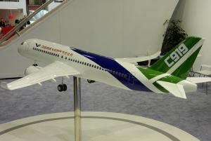 Boeing,Airbus, Comac C919, китай презентовал самолет, авиация, конкуренция