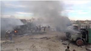Турция, Сирия, оппозиция сирийская, взрыв гумконвоя