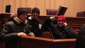 кривой рог, активисты, общество, горсовет кривого рога, происшествие, новости украины