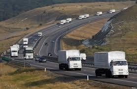 гуманитарный конвой, гуманитарная помощь, Россия, Украина, Карл Бильдт, МИД Швеции, десантники, граница