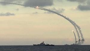 """ракетный удар, """"Калибр"""", армия России, Сирия, ИГИЛ, терроризм, война"""